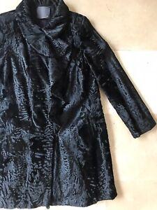 Fendi Fall 2001 astrakhan jacket