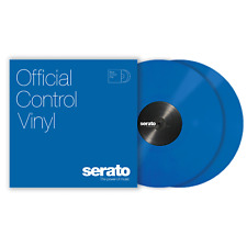 Serato 12-inch Performance Series Control Vinyl - Blue