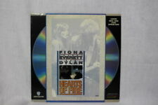 HEARTS OF FIRE LaserDisc Digital Sound Stereo WB Video 1987