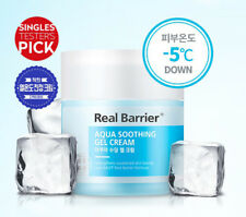 Real Barrier Aqua Soothing Gel Cream 50ml Fresh and cool for irritated skin