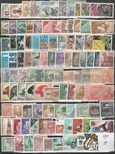 ESPAÑA Lote 100 sellos nuevos distintos B  (según foto)