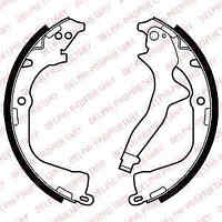 Delphi Lockheed Brake Shoe Set LS2056 - BRAND NEW - GENUINE - 5 YEAR WARRANTY