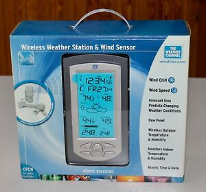 The Weather Channel Wireless Weather Station Model WS-9035TWC