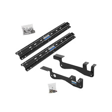 Draw-Tite Outboard Fifth Wheel Custom Quick Install Kit for 15 - 20 Ford F-150
