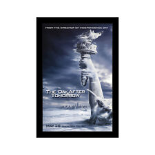 THE DAY AFTER TOMORROW - 11x17 Framed Movie Poster by Wallspace