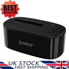 ORICO USB 3.0 Hard Drive Docking Station for 2.5 / 3.5 Inch SATA III HDD and SSD