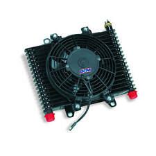 "B&M Hi-Tek Transmission Supercooler With 9.5"" Diameter Fan 13.5"" x 9"" x 3.5"""