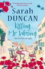 New, Kissing Mr Wrong, Sarah Duncan, Book