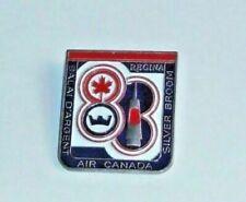 Curling Pin - Air Canada Silver Broom Regina - Balai D'Argent