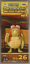 ONE PIECE: FIGURE WCF SERIE FILM GOLD VOL.4 - GD.26 KAME banpresto