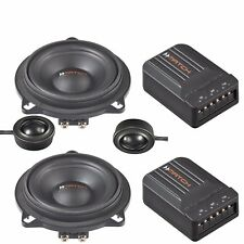 MATCH AUDIOTEC Fisher 2 Way Component Speaker Set Upgrade Kit BMW 5 Série F10