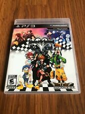 Kingdom Hearts HD 1.5 ReMIX (Sony PlayStation 3, 2013) Complete!