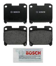 Disc Brake Pad Set-QuietCast Ceramic Pads Rear Bosch fits 1993 Toyota Supra