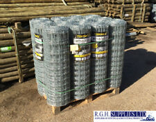 More details for tornado wire 50m roll of ht12/107/8 high tensile equine horse netting fencing