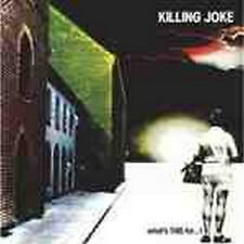 Killing Joke - What's This For . . . ! (NEW CD)