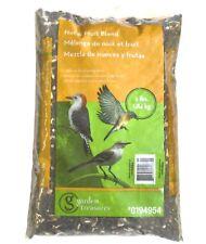 Bird Seed for Wild birds, fruit-eating birds - Sunflower mix 4lb