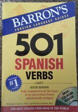 501 Spanish Verbs by Theodore Kendris, Theodore N. Kendris and Christopher...