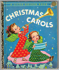 LGB Little Golden Book - # 26 A edition CHRISTMAS CAOROLS