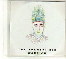 (DU330) The Adamski Kid, Warrior - 2012 DJ CD