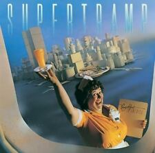 SUPERTRAMP ( NEW SEALED CD ) BREAKFAST IN AMERICA ( 2010 REMASTERED EDITION )