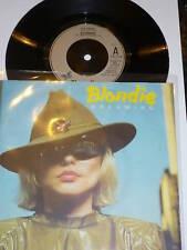 "BLONDIE - Dreaming - Rare 1979 French Chrysalis 7"""