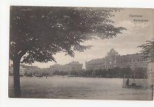 Germany, Hannover, Welfenplatz Postcard, A501