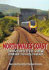 North Wales Coast: Crewe to Holyhead - Driver's Eye View * DVD