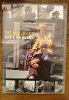 Beales of Grey Gardens DVD Special Ed. Criterion Collection Full Frame 2006 New