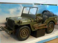 New Ray 1:32 Scale Military Mission Willys Jeep Diecast Model Replica WW2 USA