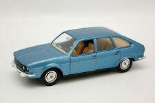 Solido SB 1/43 - Renault 30 TS Blue