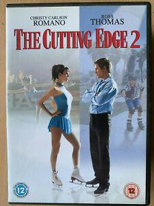 The Cutting Edge 2 DVD Going For Gold 2005 Ice Skating Romcom Drama Rare