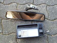 Mercedes w201 Rear View Mirror & Dome Light Switch 201 190e 2.3 2.6 16v 190d 2.2