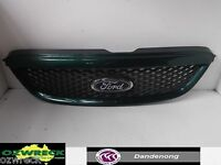 "GENUINE FORD FALCON BA FRONT RADIATOR GRILLE PAINT CODE ""DG"""