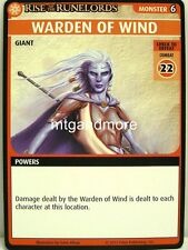 Pathfinder Adventure Card Game - 1x Warden of Wind - Spires of Xin Shalast