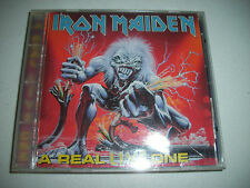 Iron Maiden A Real Live One CD Metal 1993 Import EMI 7814562