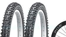 2 pneus de vélo de pneus de vélo - Vélo VTT - 24 x 1.95 - haute qualité