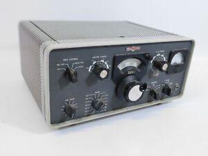 Collins 32S-1 Winged Emblem Ham Radio Transmitter (great parts unit)