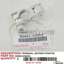TOYOTA LEXUS SCION FACTORY OEM 90982-05054 POSITIVE BATTERY TERMINAL 9098205054