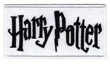 "Harry Potter Name Logo Patch 4"""