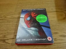MARVEL Spider-Man. Deluxe Edition (Limited 3 Disc DVD) (2004)