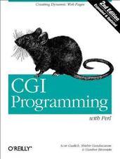 CGI Programming with Perl by Gunther Birznieks, Scott Guelich, Shishir Gundavar