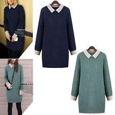 Paisley Long Sleeve Short/Mini Tunic Dresses for Women