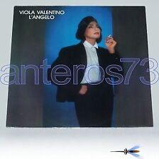 "VIOLA VALENTINO ""L'ANGELO"" RARO LP 1985 - SIGILLATO"