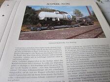 Deutsches Automobil Archiv 4 Alltag 4095 Culemeyer Straßenroller Eisenbahn