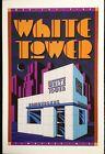 "Vintage 1990's John McCarthy Signed ""White Tower"" Art Deco Ltd Ed.Serigraph"