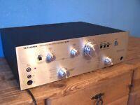 Telefunken TA-350 Vintage High End HiFi-Stereo Vollverstärker der Oberklasse