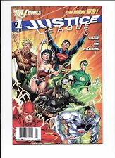 Justice League #1 The New 52 October 2011