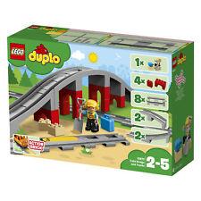Lego Duplo Eisenbahnbrcke und Schienen 10872