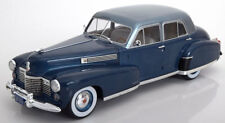 MCG 1941 Cadillac Fleetwood Serie 60 Special Sedan Blue/Light Blue 1/18 In Stock