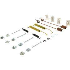 Drum Brake Hardware Kit Rear Centric 118.42012